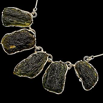 Czech Moldavite Necklace 18