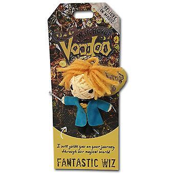 Watchover Voodoo Dolls Keyring - Voodoo Fantastic Wiz
