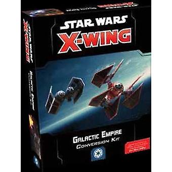 Star Wars X-Wing: Galactische Empire conversie kit