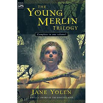 The Young Merlin Trilogy - Passager - Hobby - and Merlin by Jane Yolen