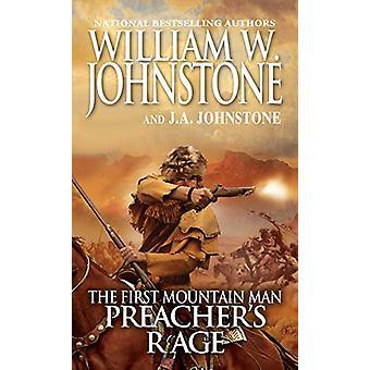 Preacher's Rage by W. Johnstone - 9780786043927 Book