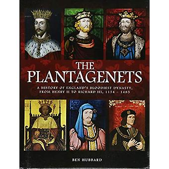 The Plantagenets by Ben Hubbard - 9781782746492 Book