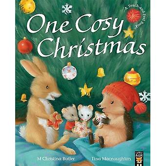 One Cosy Christmas by M. Christina Butler - 9781848696709 Book