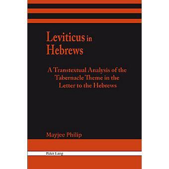 Tredje Moseboken på hebreerbrevet - En transtextuell analys av tabernaklet