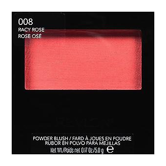 Revlon Powder Blush, Racy Rose 008 { 2 Pack }