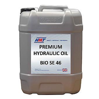 HMT HMTH193 Premium aceite hidráulico Biodegradable SE 46 20 litros plástico