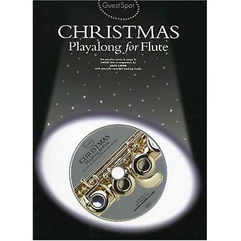 Guest Spot  Christmas Playalong For Flute