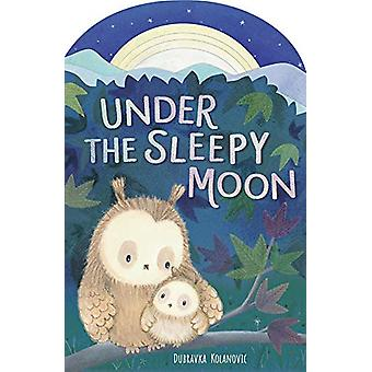 Under the Sleepy Moon by Dubravka Kolanovic - 9781788814560 Book