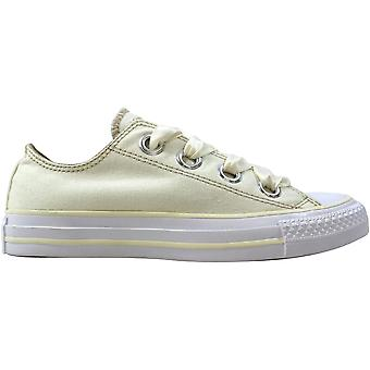 Converse Chuck Taylor All Star Big Eyelets Ox Egret/white 559919C Women-apos;s