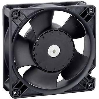 EBM Papst DV4114N Diagonal compact fan 24 V DC 280 m³/h (L x W x H) 119 x 119 x 38 mm