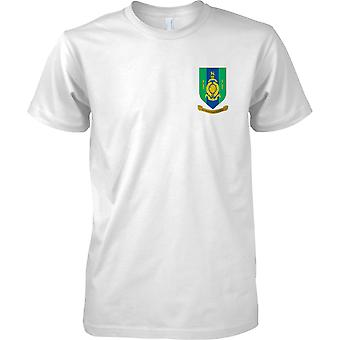 HQ 3 Commando Bgde - Royal Marines T-Shirt kleur