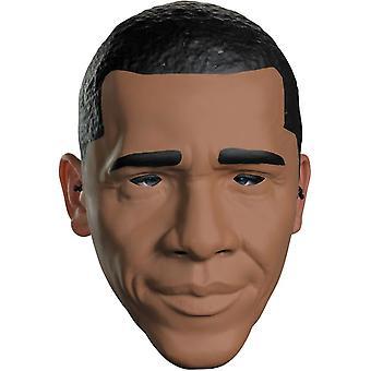 Obama Vacuform Adult Mask For Adults