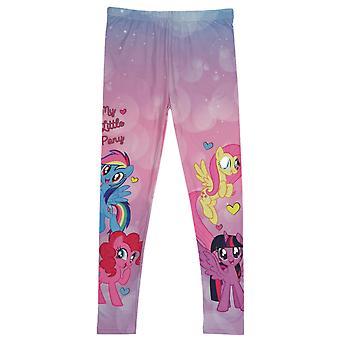 My little pony leggings girls violet