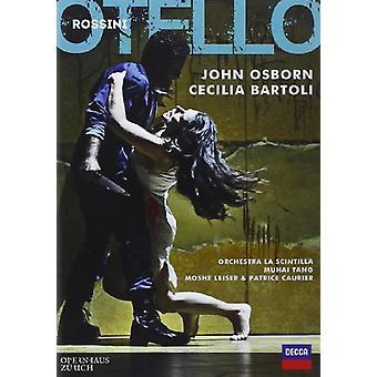 Cecilia Bartoli - Otello [DVD] USA import