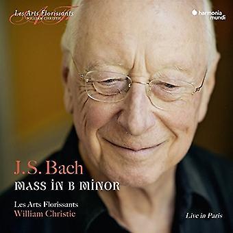 Les Arts Florissants - Bach: Mass in B Minor [CD] USA import