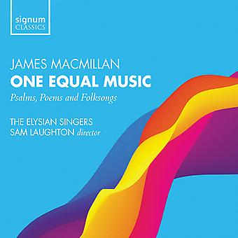 One Equal Music [CD] USA import