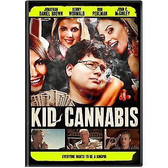 Kid Cannabis [DVD] USA import