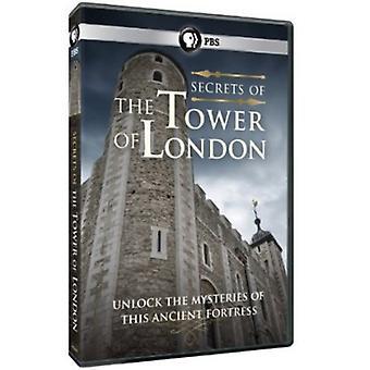 ロンドン塔 【 DVD 】 アメリカの秘密をインポートします。