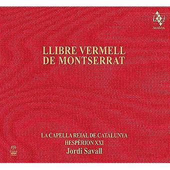 Jordi Savall - Llibre Vermell De Montserrat [SACD] USA import