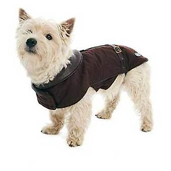 Kruuse Chaqueta para Perros Buster Marrón S (Dogs , Dog Clothes , Coats and capes)