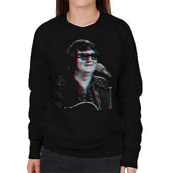 TV keer Roy Orbison zonnebril vrouwen Sweatshirt