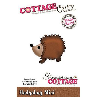 Scrapping Cottage Cutting Dies - Hedgehog Mini