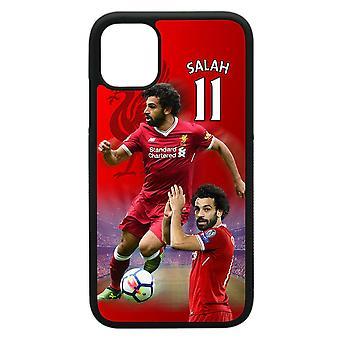 Iphone 11 PRO Schale mit Salah Liverpool Design