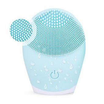 Waterproof Silicone Mini Electric Massage Brush Face Cleaning Washing Machine Deep Pore Cleaning