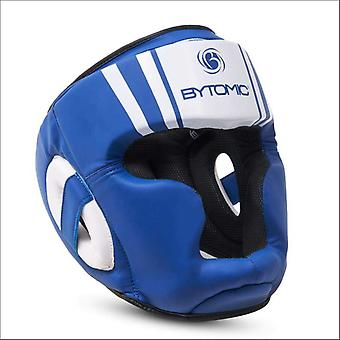 Bytomic axis v2 head guard blue/white