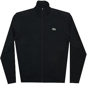 Lacoste Sweatshirt/Hoodies Sport Cotton Blend Flc Zip Swt