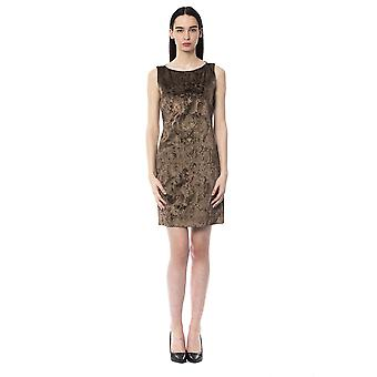 Byblos Cacao Dress BY994880-IT42-S