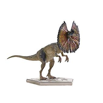 Statua in scala Jurassic Park Dilophosaurus 1:10