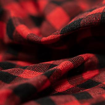 Black & red gingham parna