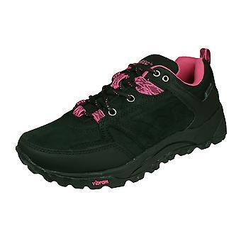 Hi Tec V Lite Sphike Nijmegen Low Womens Walking / Trail Trainers - Black