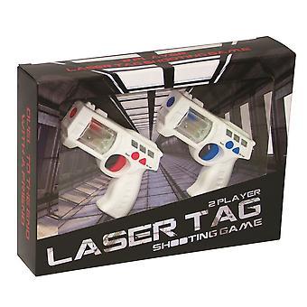Laser-Tag-Shooting-Spiel