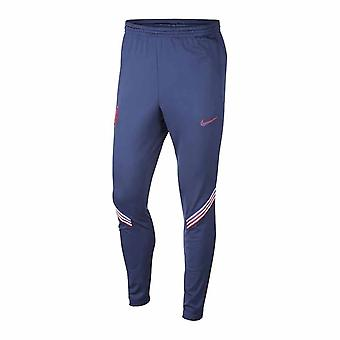 2020-2021 England Nike Strike Training Byxor (Navy)