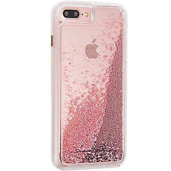iPhone 8 Plus/7 Plus/6s 加/6 Plus - 玫瑰金的案例-Mate 瀑布案例