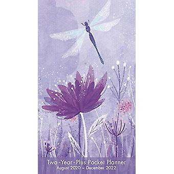 2021 Dragonfly TwoYearPlus Pocket Planner by Inc Sellers Publishing