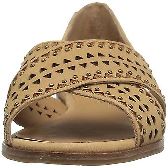 Lucky Brand Womens Gallah2 cuir Peep Toe Occasion spéciale Slide Sandals