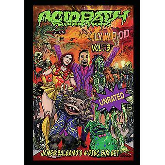 Acid Bath Productions 3 [DVD] USA import