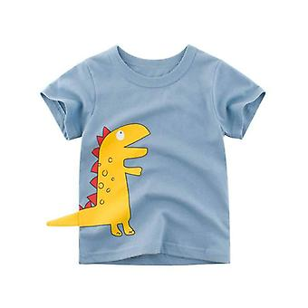 Baby Shark Pattern T-shirt For &