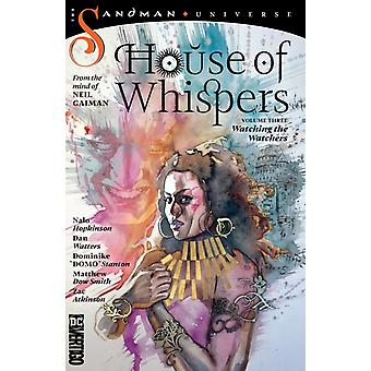 House of Whispers Volume 3 Watching the Watchers by Hopkinson & Nalo