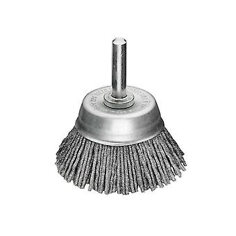 Lessmann DIY Cup Brush 75mm Nylon Wire LES43013807