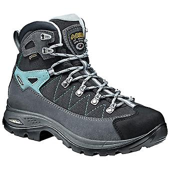 Asolo Grey Womens Finder GV Walking Boots