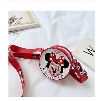Mickey Mouse Messenger Bag, New Small Bag - And Minnie Coin Bag