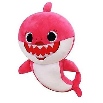 Singing Baby Shark, Soft Stuffed Plush Musical Toys (33cm)