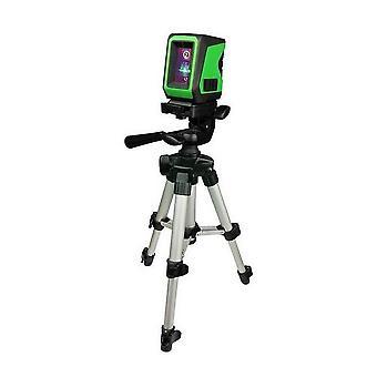 Imex L2GS Mini Crossline Green Beam Laser with Tripod