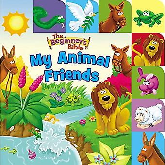 The Beginner's Bible My Animal Friends: A Point and Learn tabbed board book (The Beginner's Bible)� [Board book]