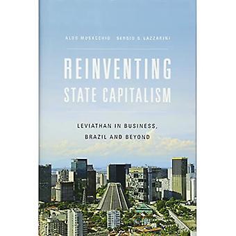 Valtionkapitalismin uudistaminen: Leviathan liike-elämässä, Brasiliassa ja sen ulkopuolella