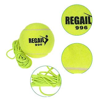 Tennis Balls Trainer With String Sparring Device Tournament Outdoor Fun Cricket